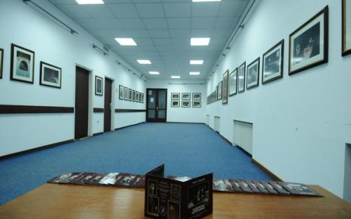 """Galerija """"Čigota"""" pre otvaranja izložbe"""